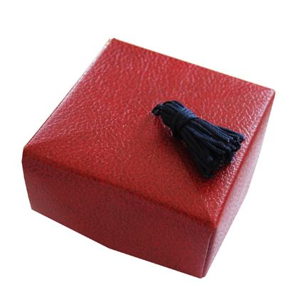 mod le origami de boite pompon en papier. Black Bedroom Furniture Sets. Home Design Ideas