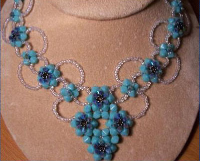 Collier Douce Tentation en Perles